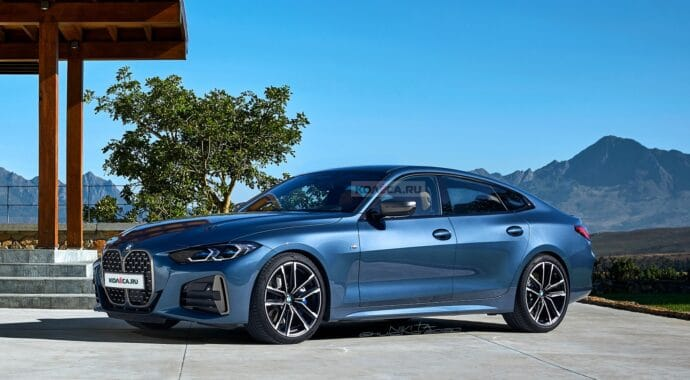 BMW 4 Gran Coupe 2021