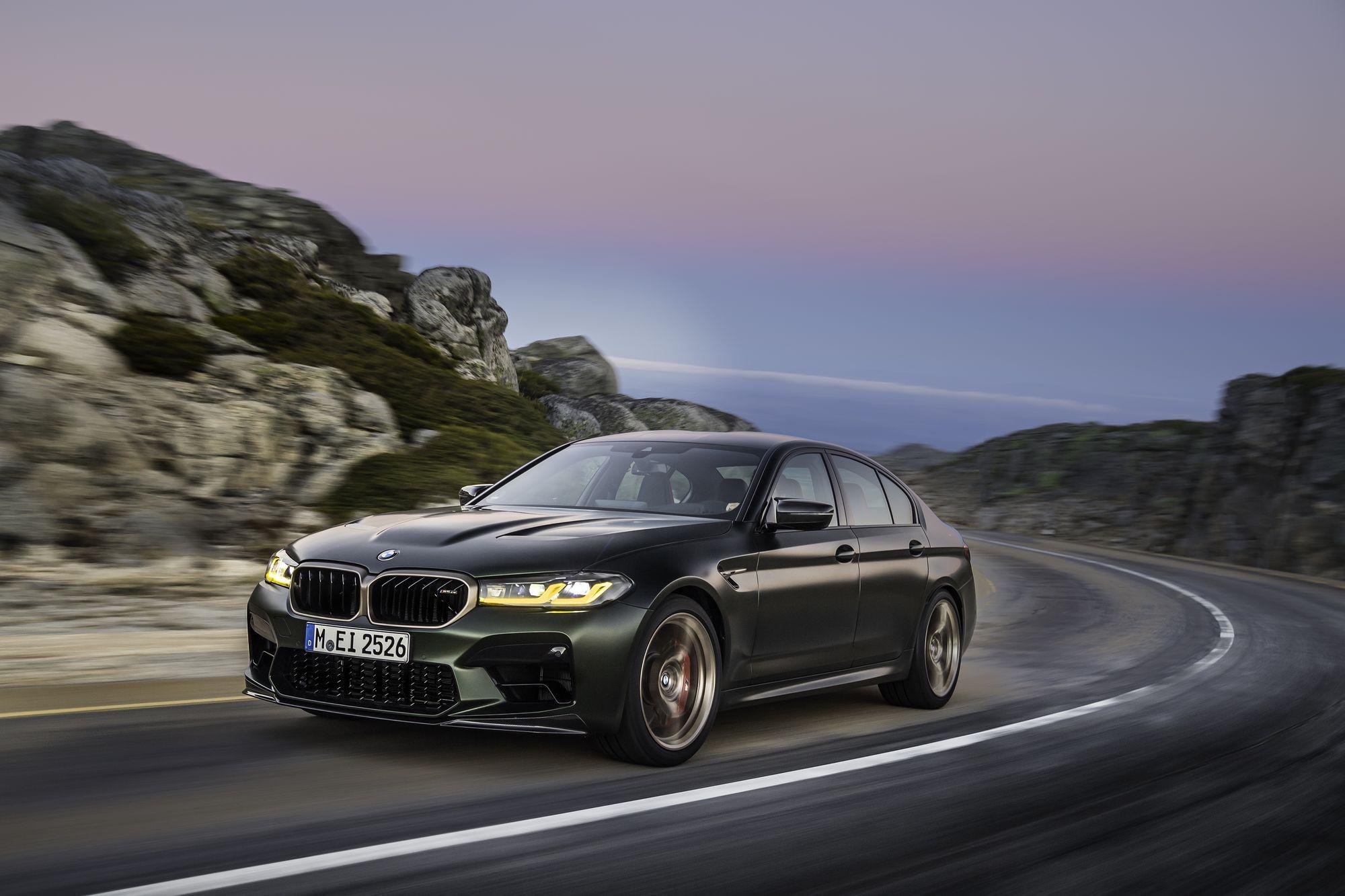 BMW M5 2021
