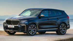 BMW X8 2022