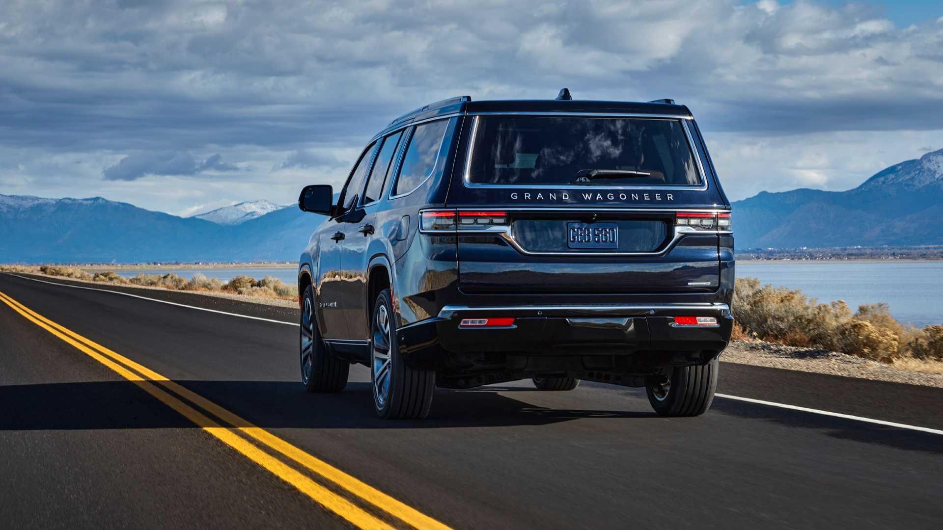 Jeep Wagoneer 2021