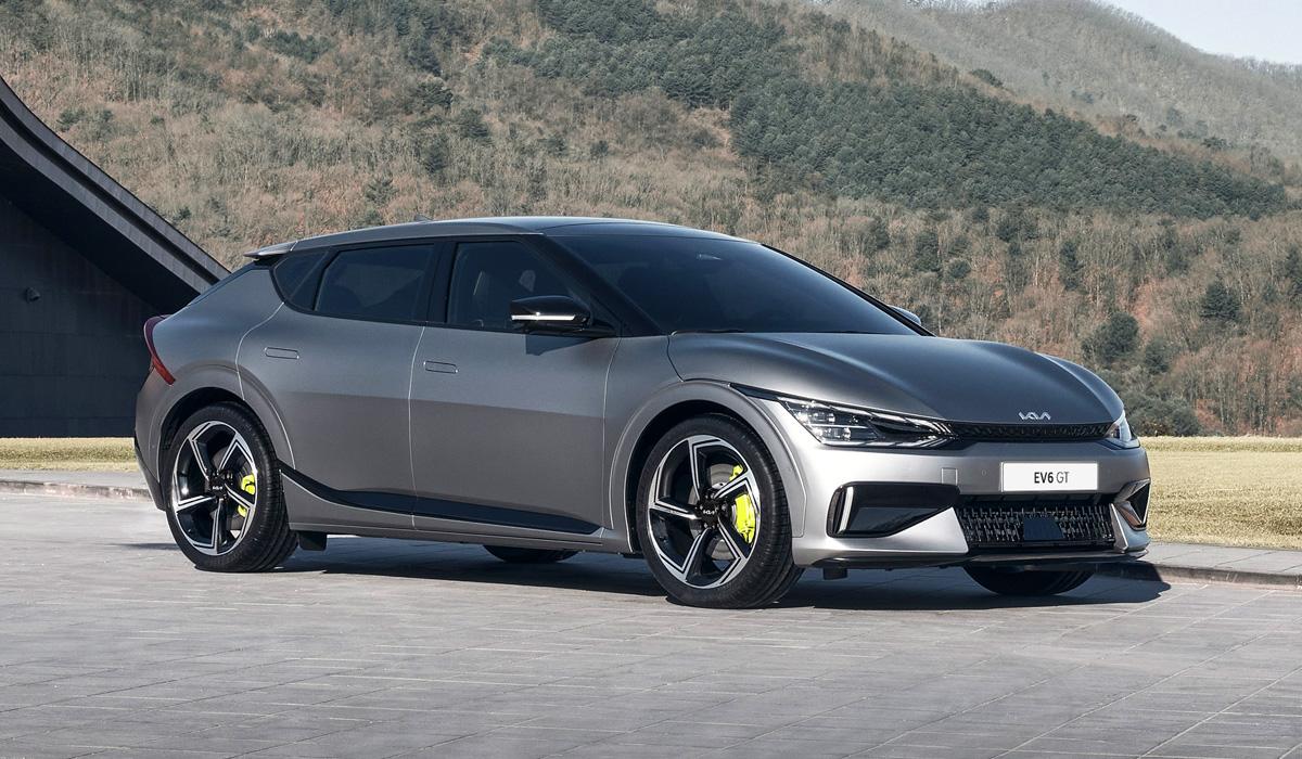 Kia Ev6 GT