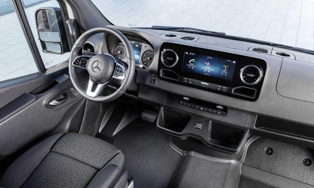 Mercedes-Benz Sprinter 2021