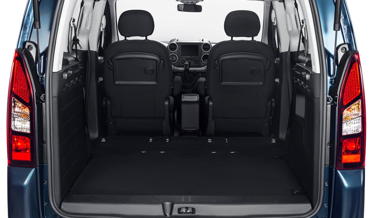 Peugeot Partner Crossway 2021