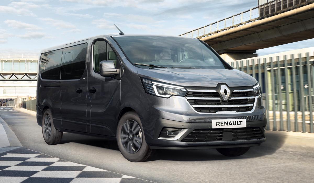 Renault Trafic 2021
