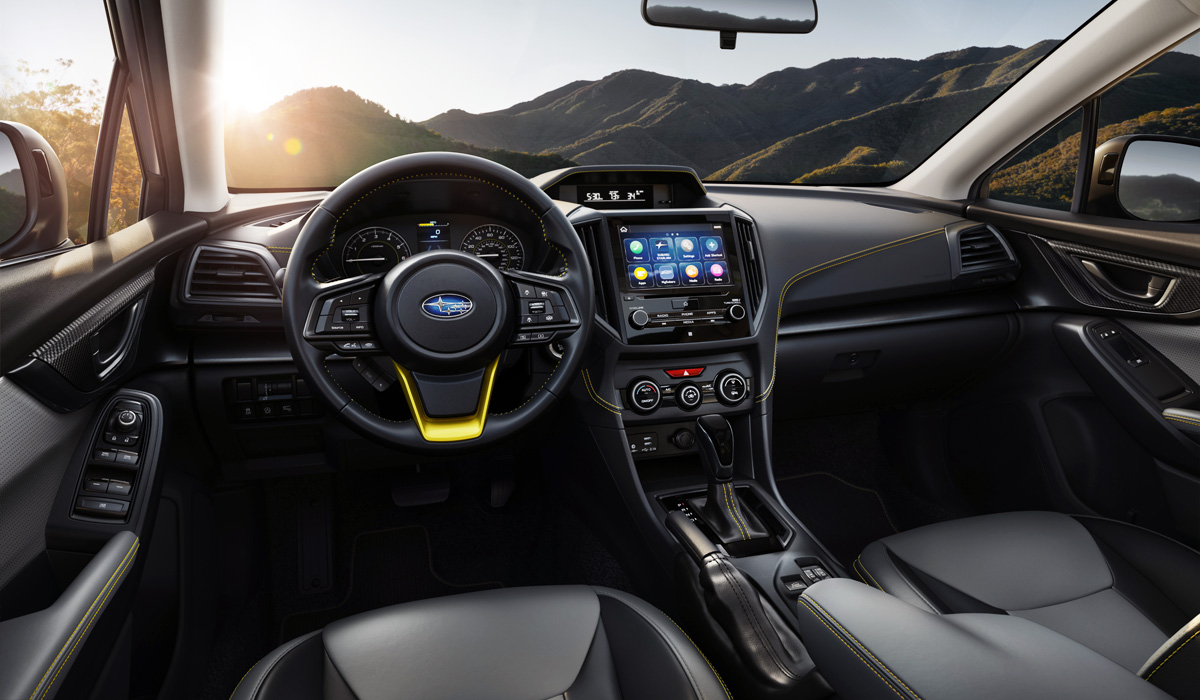 Subaru XV 2021