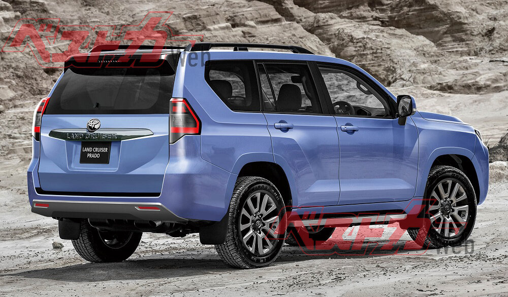Toyota Land Cruiser Prado 2022