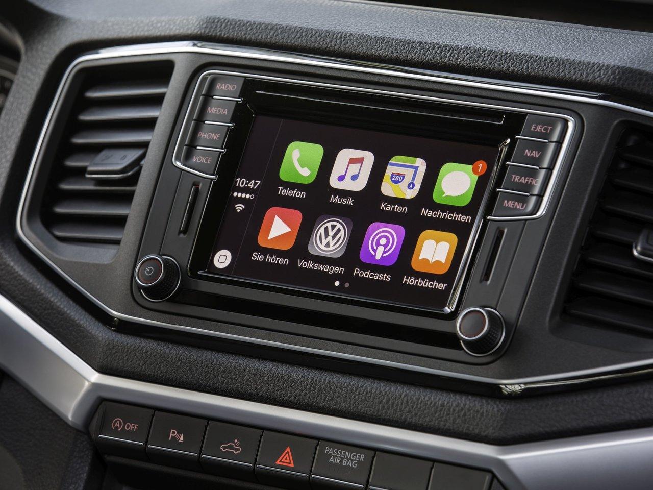 VW Amarok 2021
