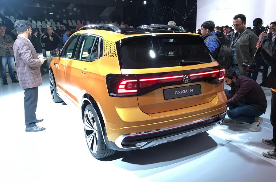 Volkswagen Taigun 2021