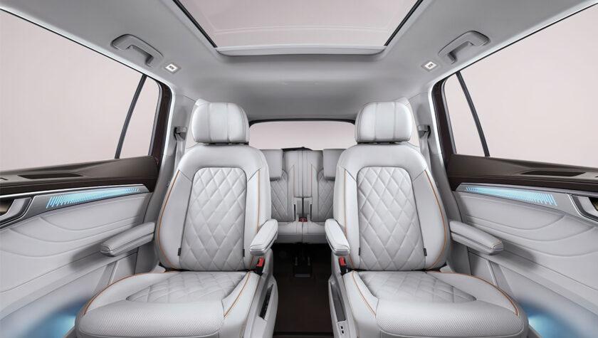 Volkswagen Talagon 2021