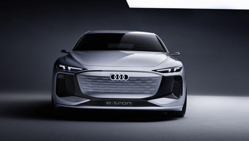 Audi A6 E-Tron 2022