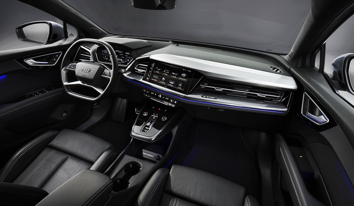 Audi Q4 E-Tron 2021
