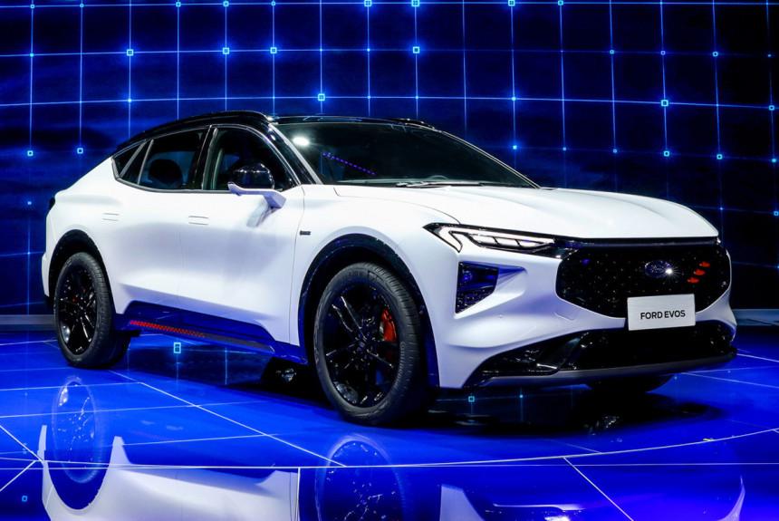 Ford Mondeo Evos 2022