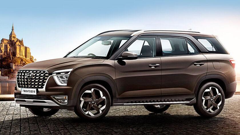Hyundai Alcazar 2021