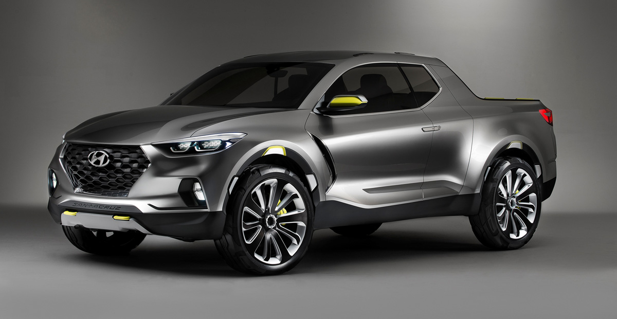Hyundai Santa Cruz 2021