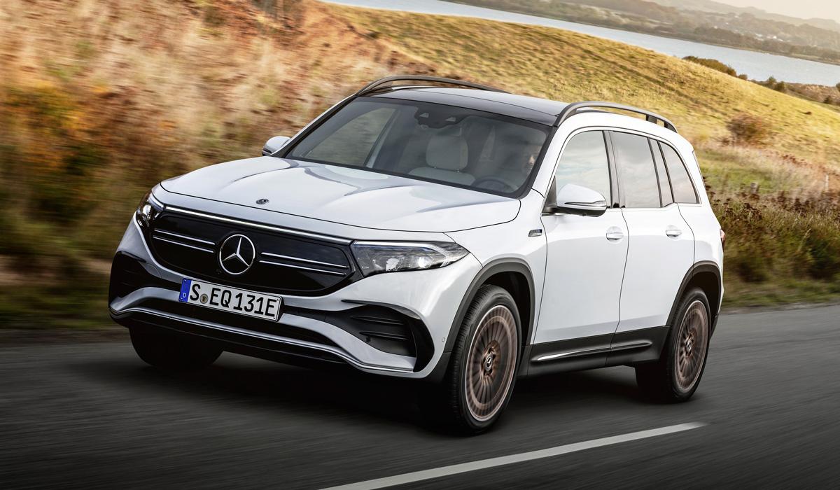 Mercedes EQB 2022