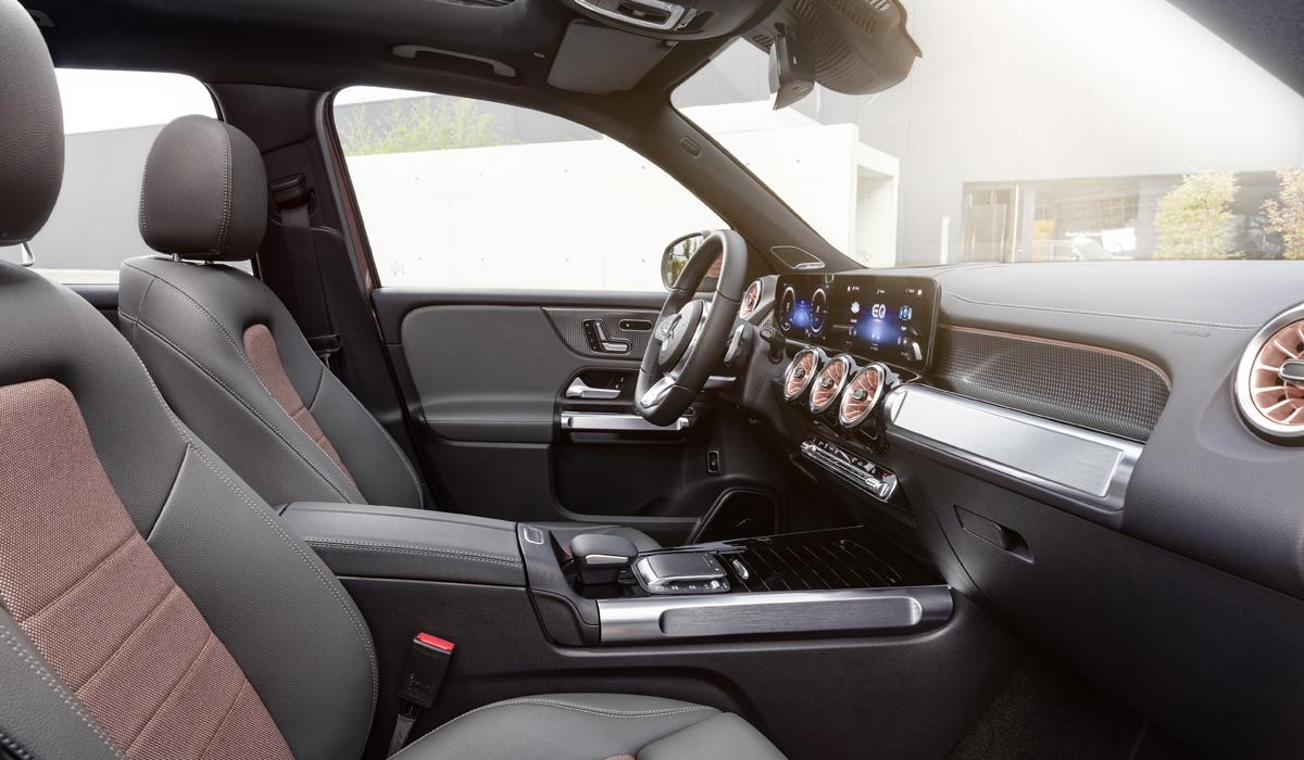 Mercedes EQB 2022v