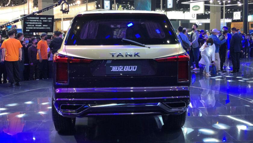 Tank 800 2021