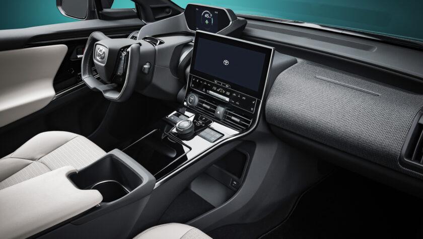 Toyota BZ4X 2022