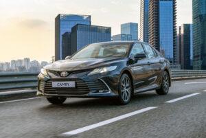 Toyota Camry 2022