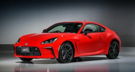 Toyota GR86 2021