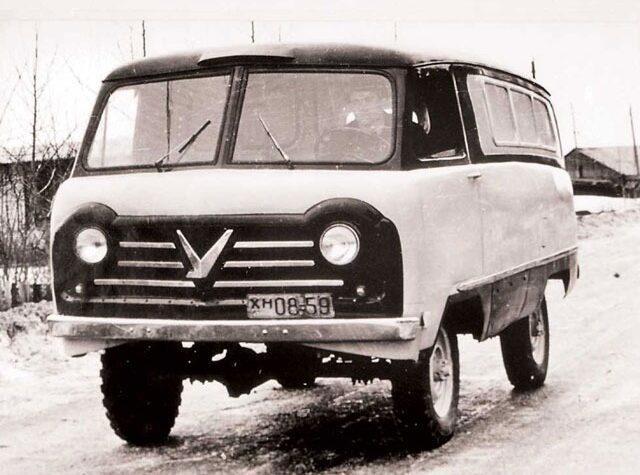 Уаз СГР 450 1958