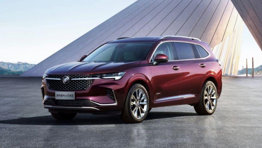 Buick Envision Plus 2021