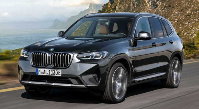 BMW X3 2022