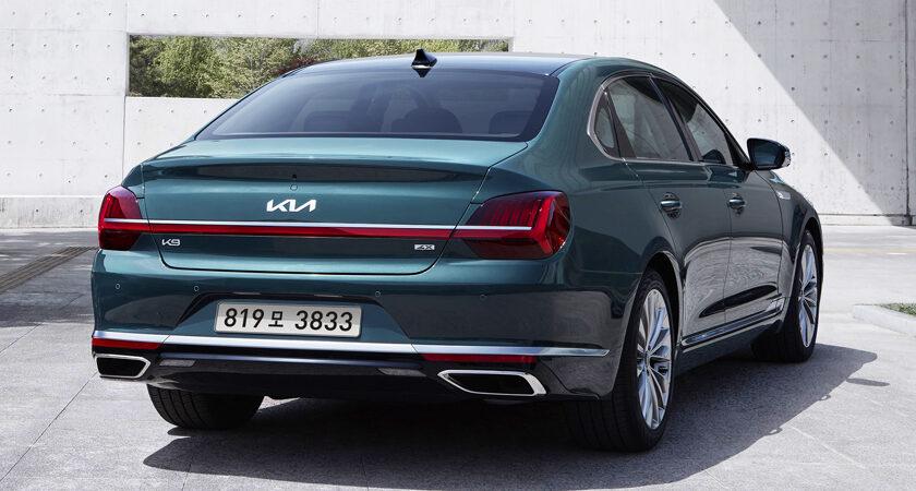 Kia K900 2021