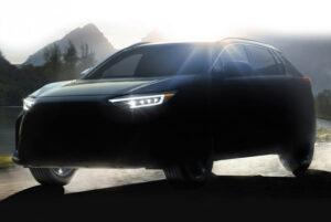 Subaru Solterra 2022