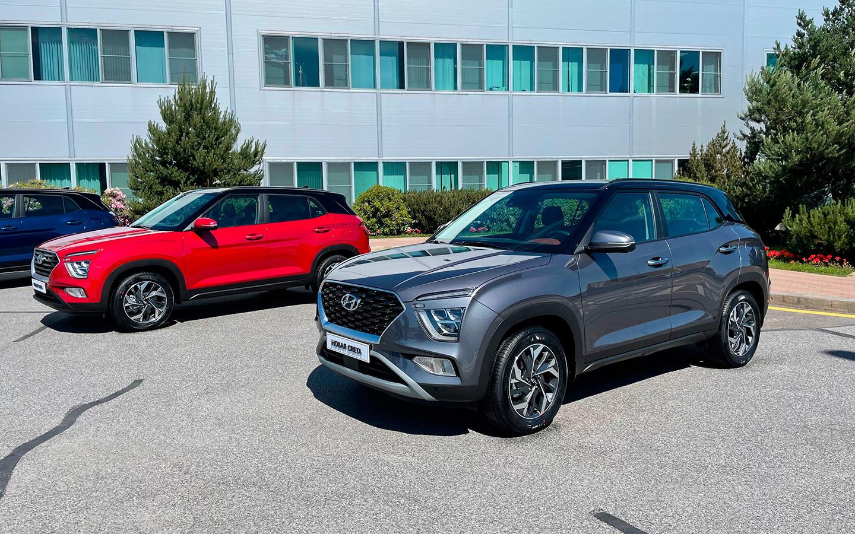 Hyundai Creta 2 2022