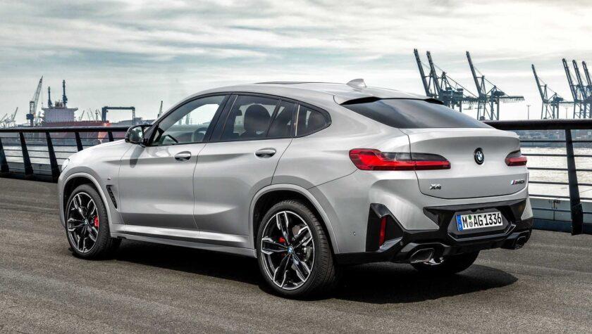 BMW X4 2021