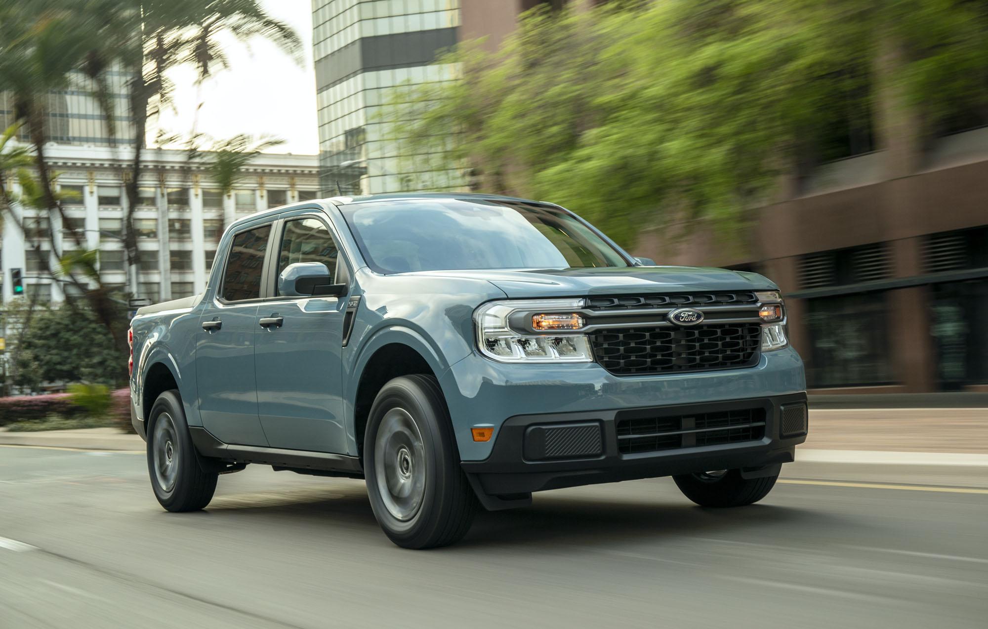 Ford Maverick 2021