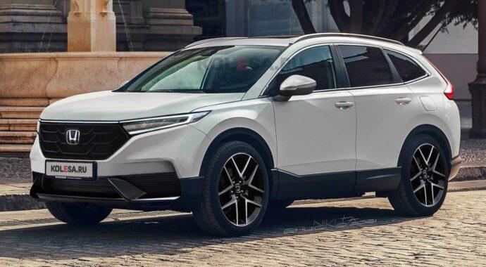 Honda CR-V 2022