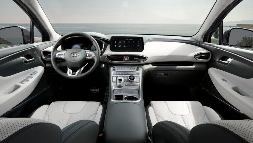 Hyundai Santa Fe 2022v