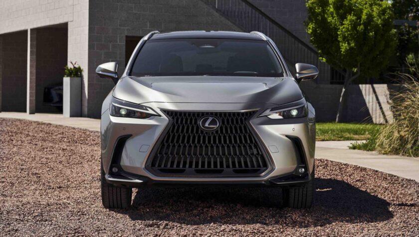 Lexus NX 2022
