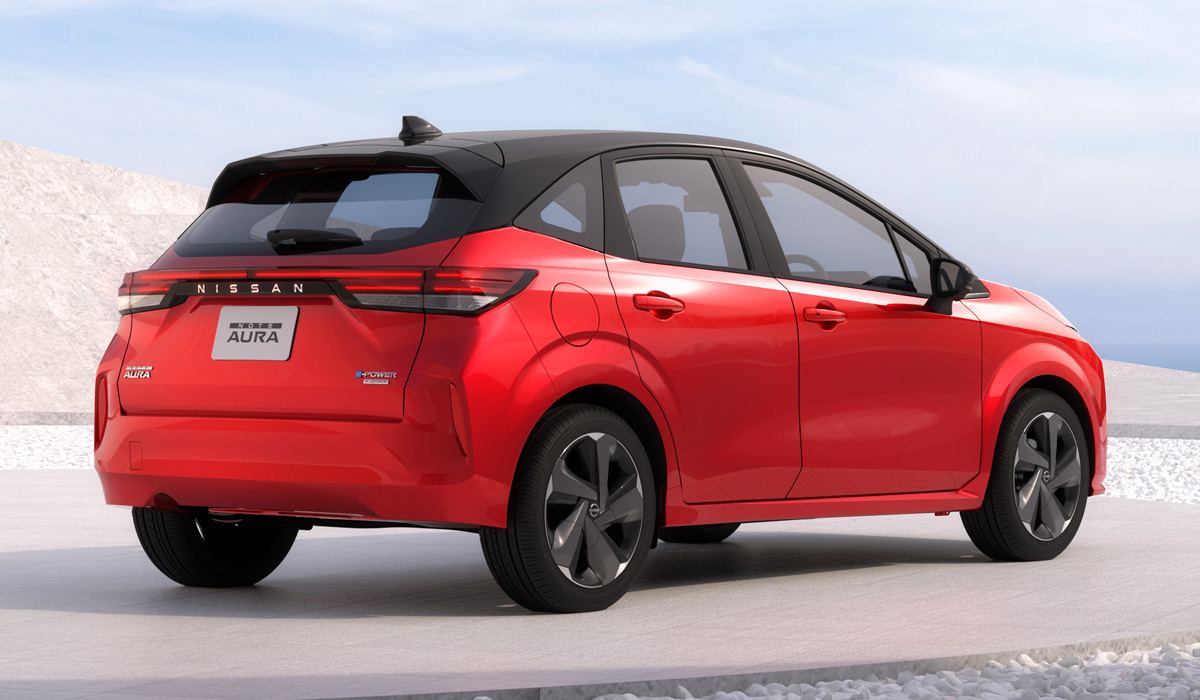 Nissan Note 2021