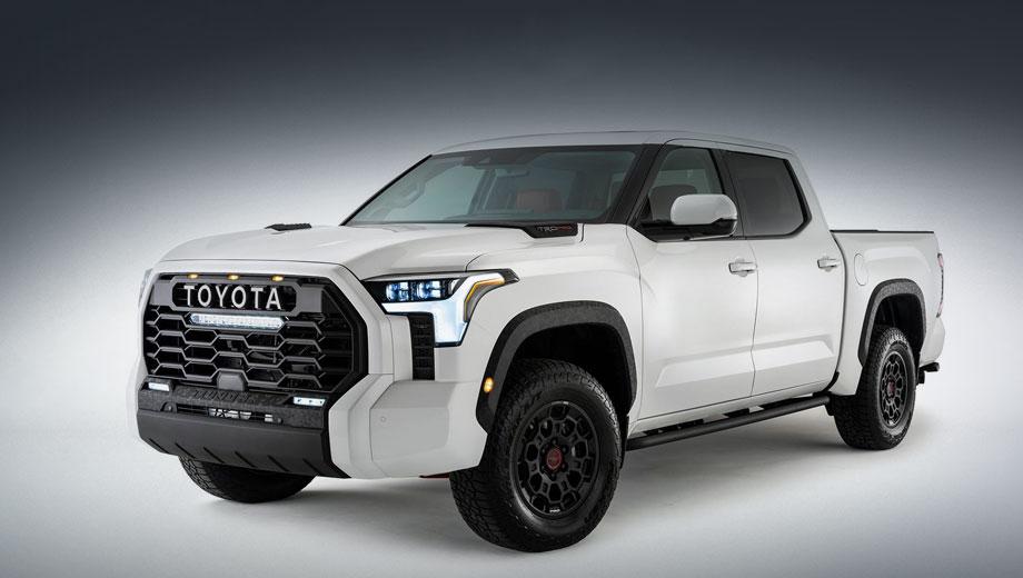 Toyota Tundra 2022