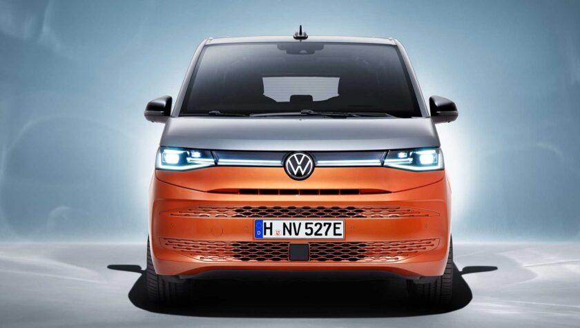 VW T7 2022