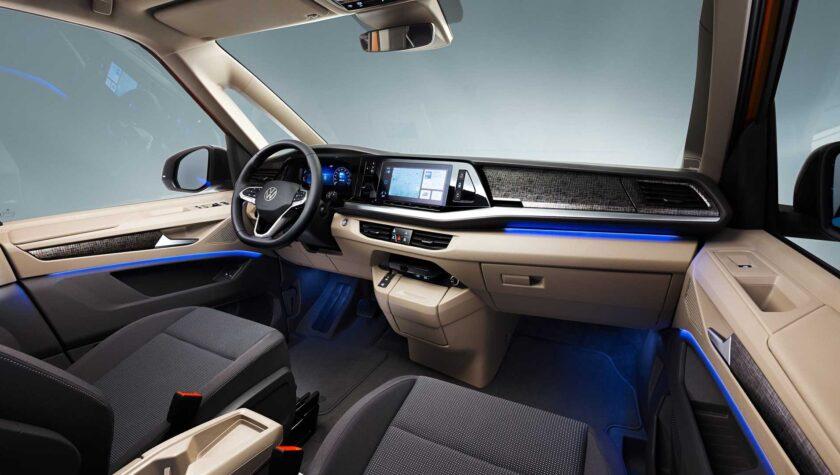 Volkswagen T7 2022