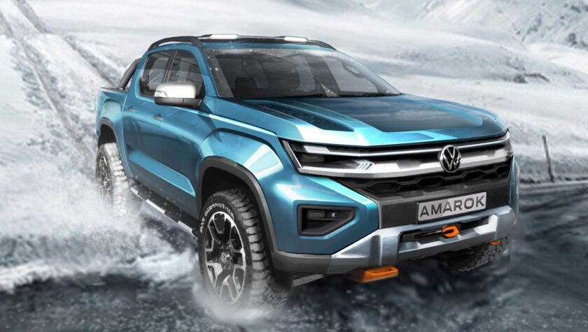 Volkswagen Amarok 2022