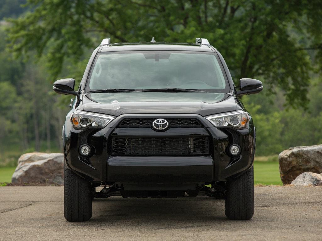 Toyota 4runner 2021