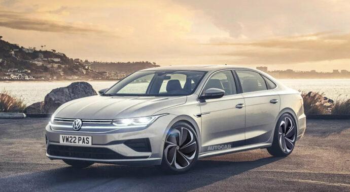 Volkswagen Passat 2022