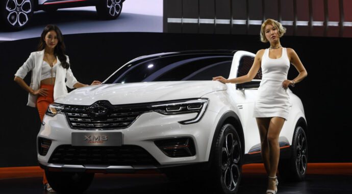 Renault Sumsung