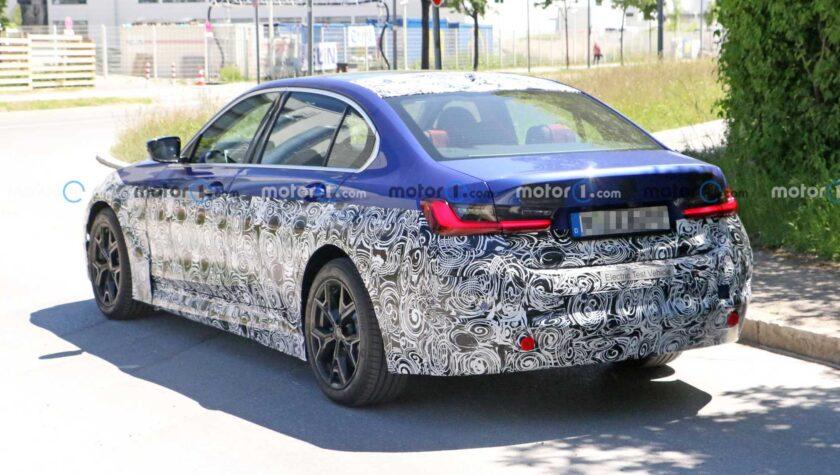 BMW 3 2022