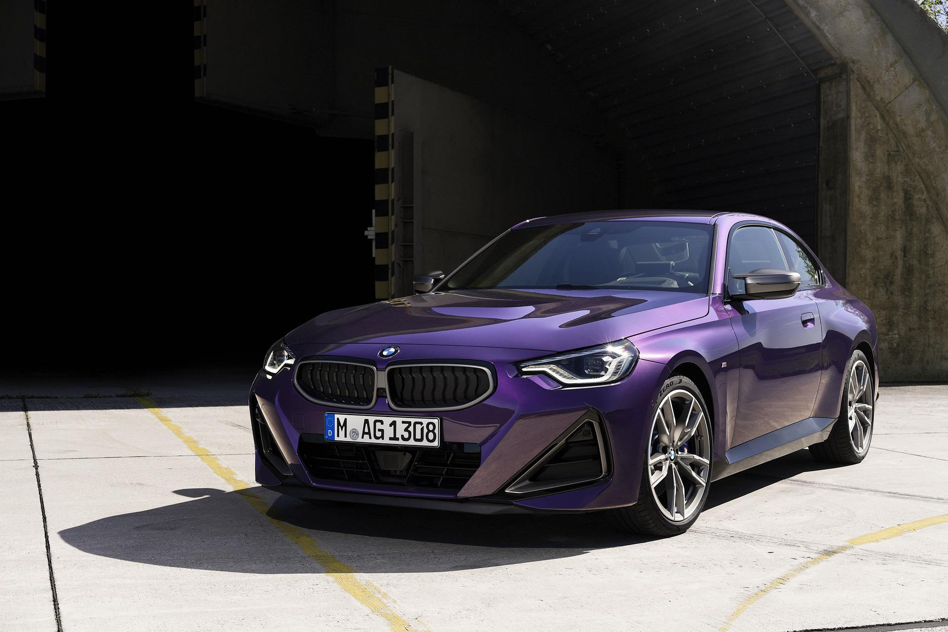 BMW 2-Series Coupe 2022