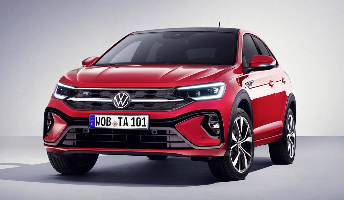 Volkswagen Taigo 2021