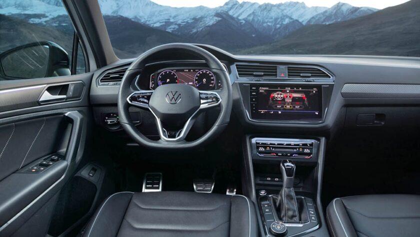 VW Tiguan R-Line 2021