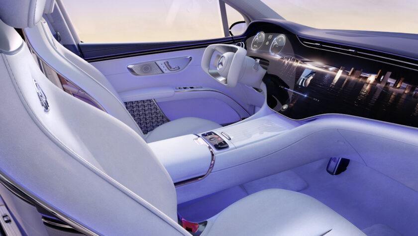 Mercedes Maybach EQS