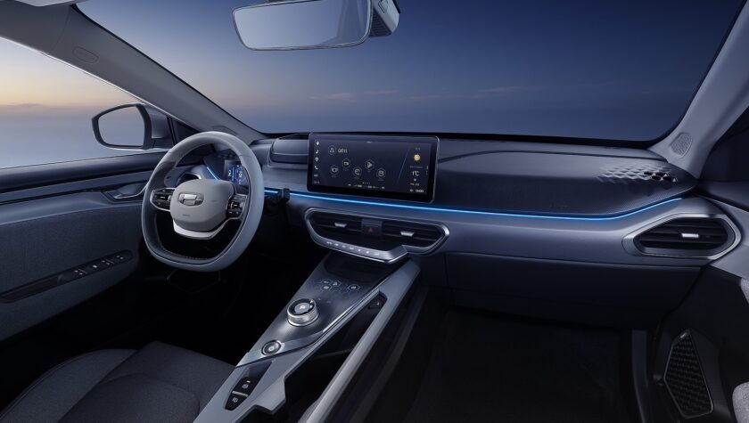 Geely Geometry A 2022