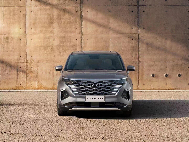 Hyundai Custo 2021